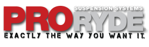 ProRYDE Suspension