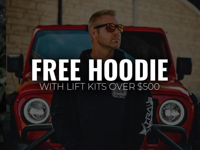 Free TrailBuilt Hoodie