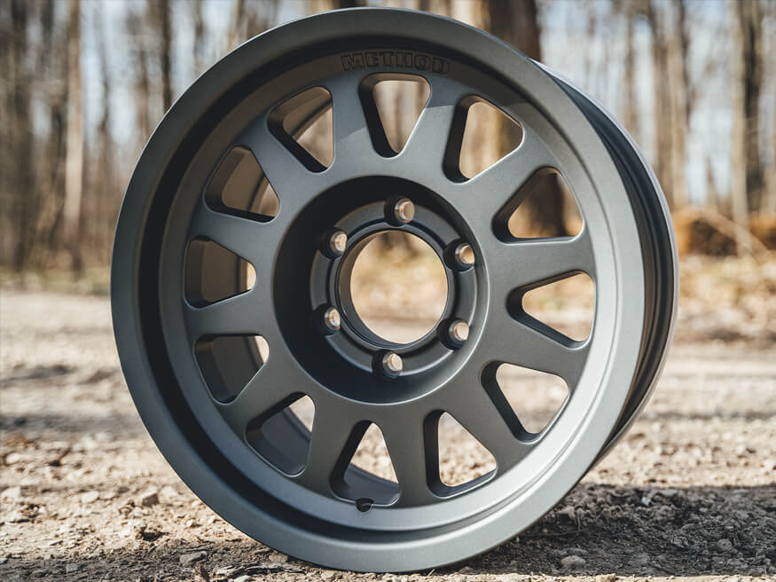 TrailBuilt Off-Road Wheels