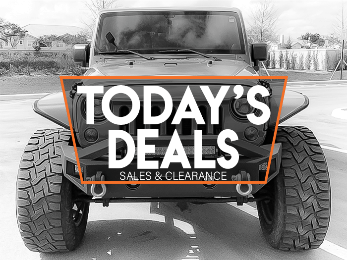 TrailBuilt Today's Deals