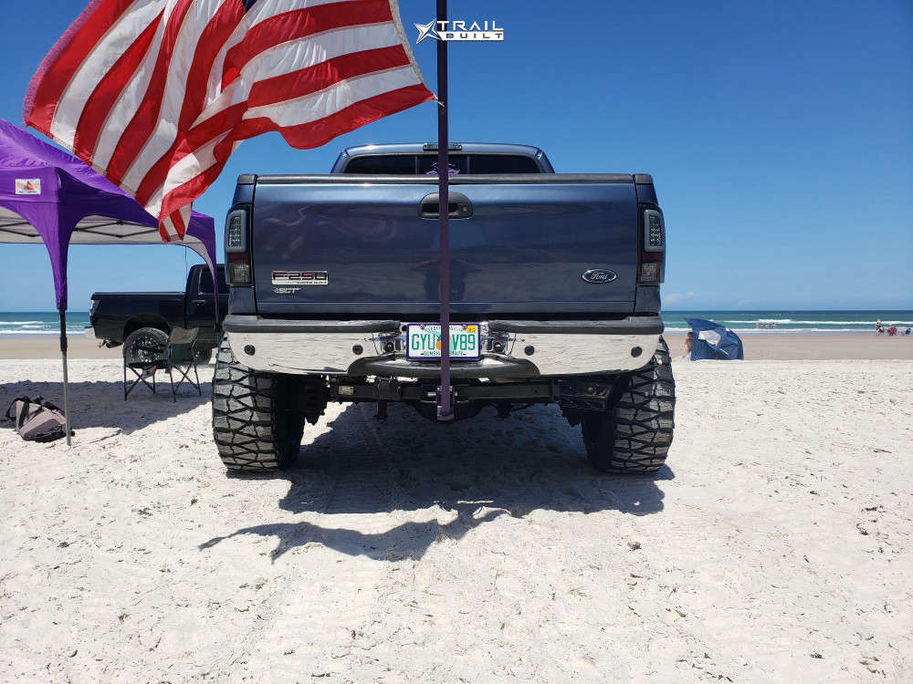 3 2006 F 250 Ford Mixed Suspension Lift 10in Moto Metal Mo962 Black