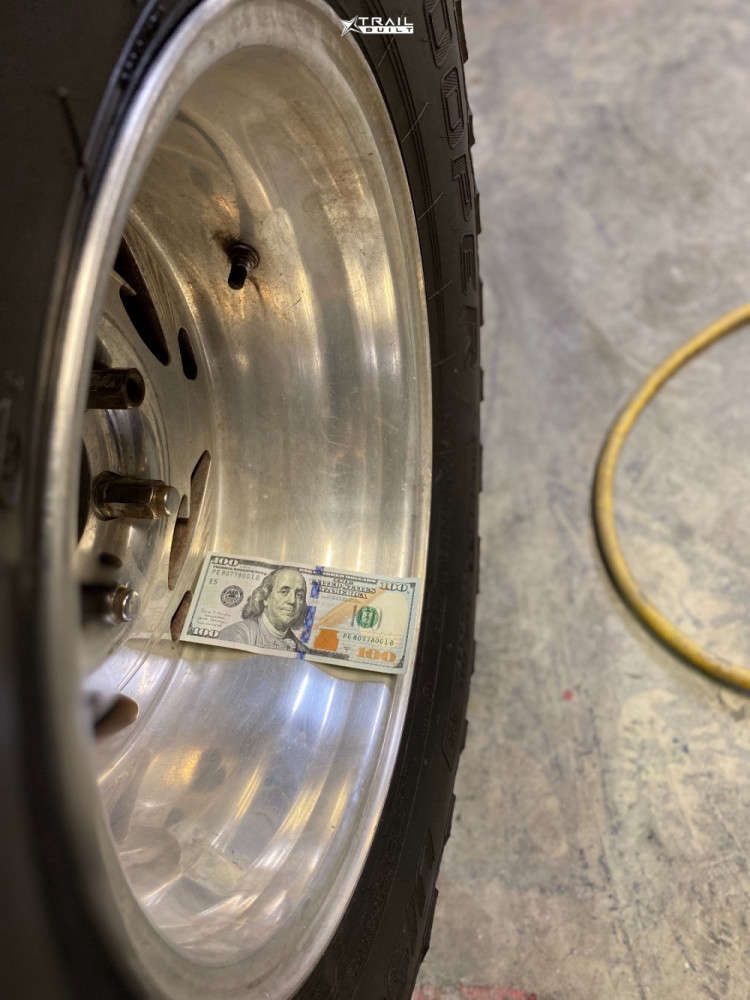11 1997 K1500 Chevrolet Torsion Keys Suspension Lift 25in Weld Racing Scorpio Polished