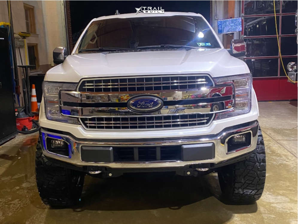 2 2019 F 150 Ford Bds Suspension Lift 6in Moto Metal Mo992 Chrome