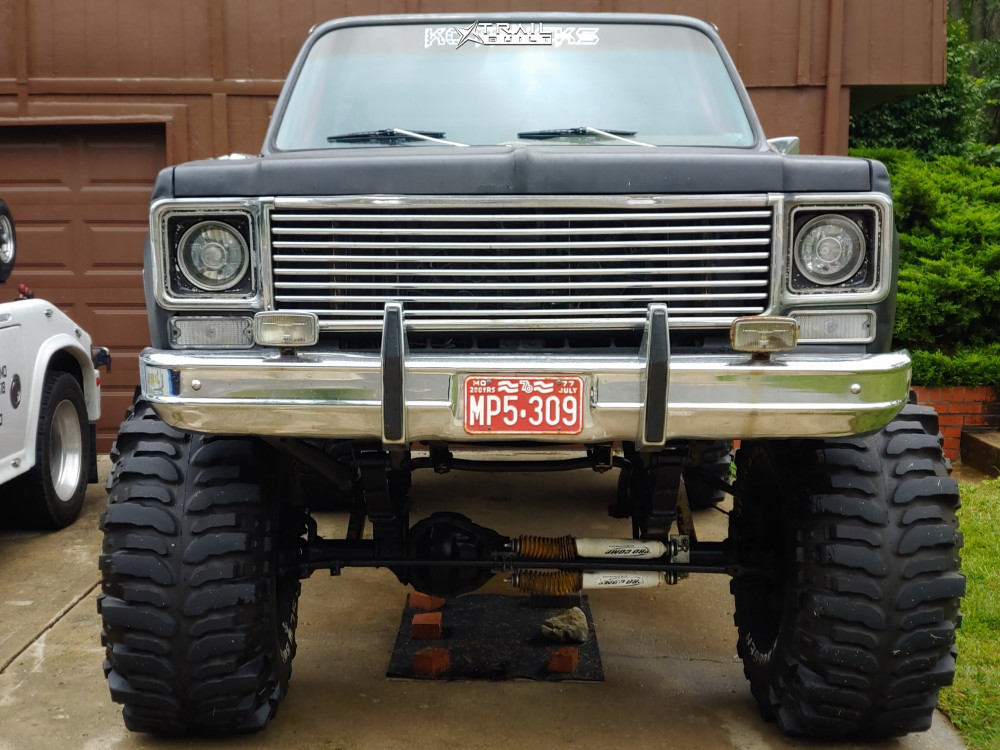Lifted Squarebody