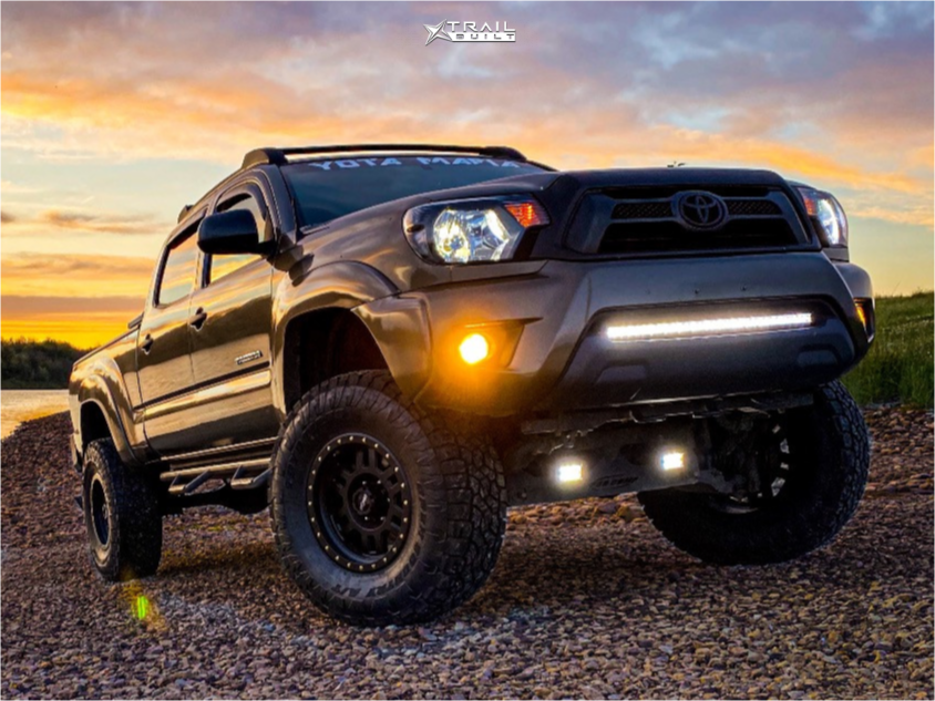 Toyo Open Country AT3 Tacoma