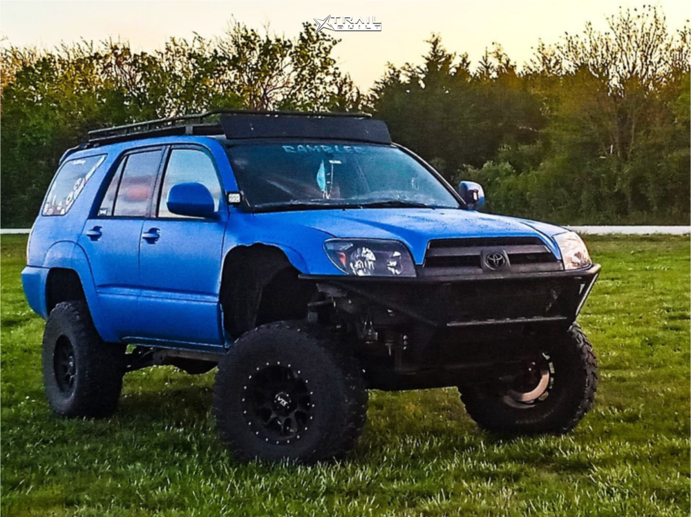 Lifted 4Runner