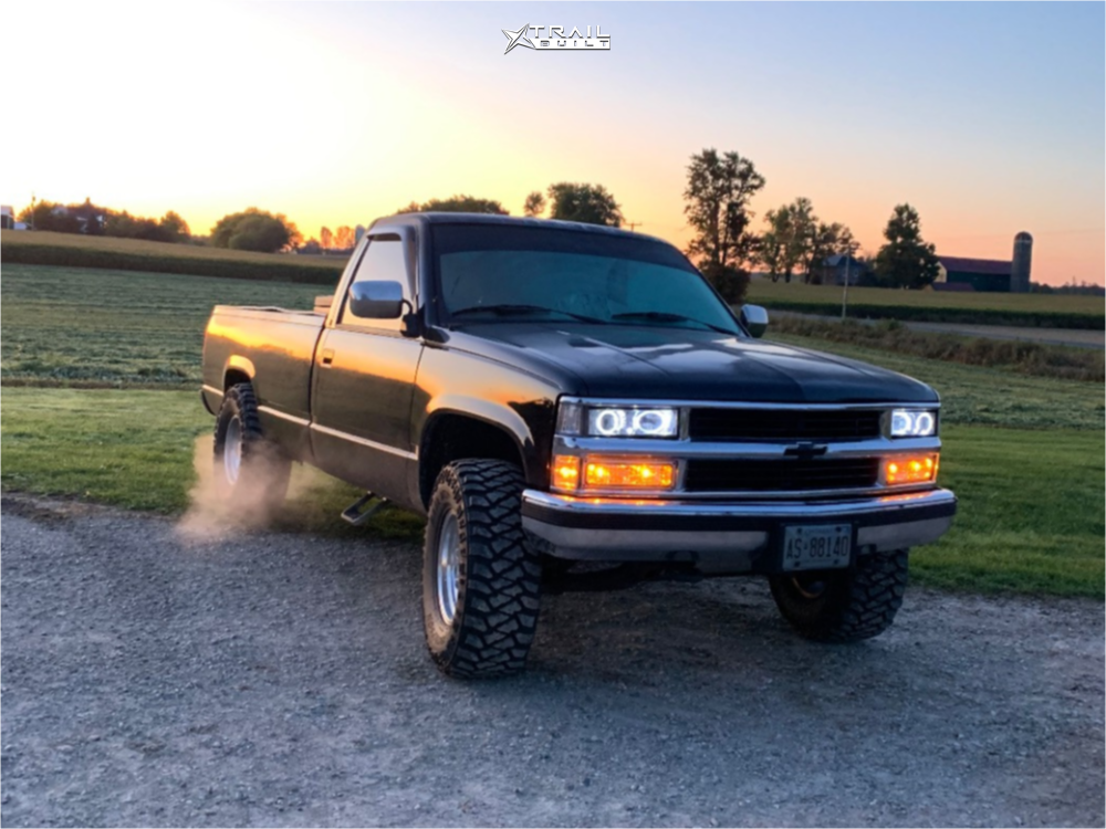 Lifted 1994 Chevrolet K1500