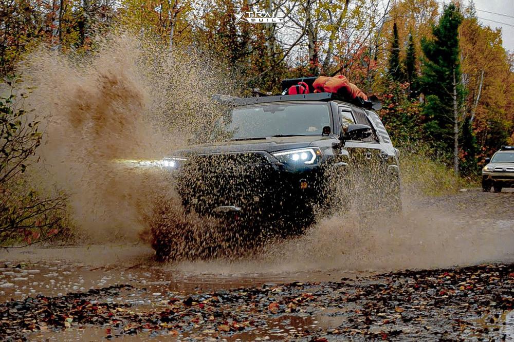 12 2017 4runner Toyota Icon Suspension Lift 3in Fuel Torque Bronze