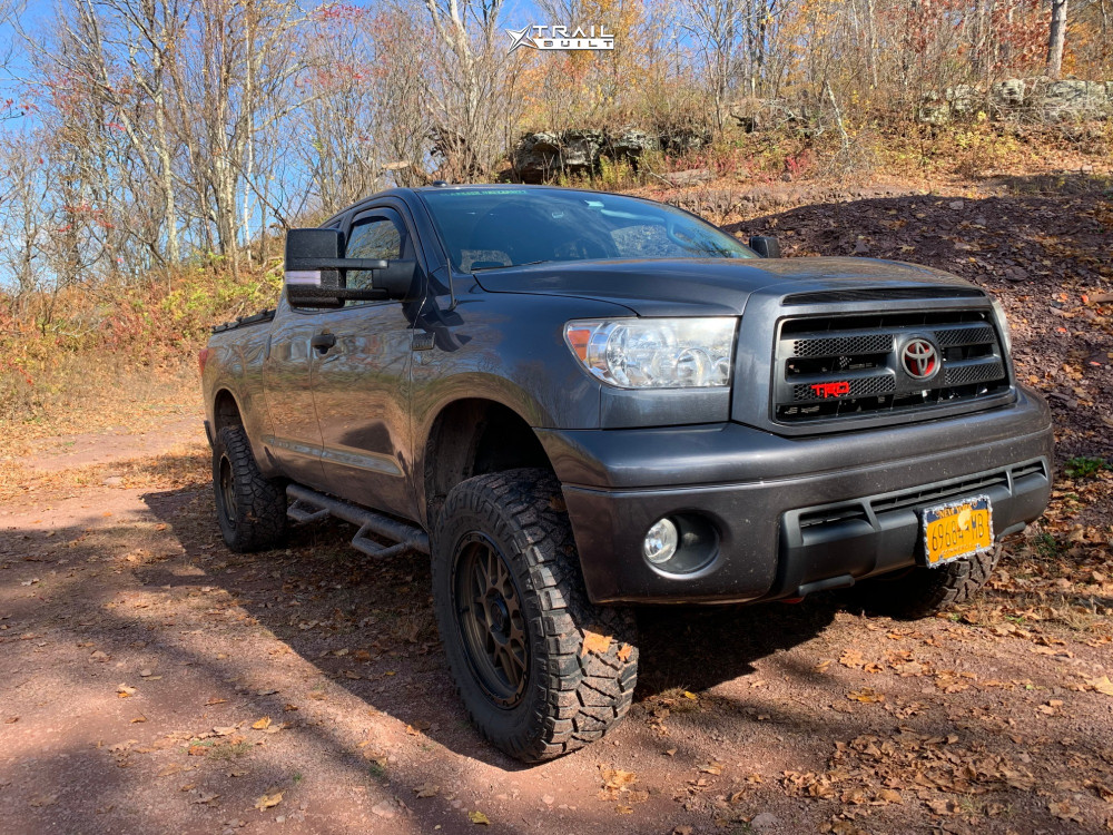 1 2011 Tundra Toyota Readylift Suspension Lift 6in Xd Grenade Bronze