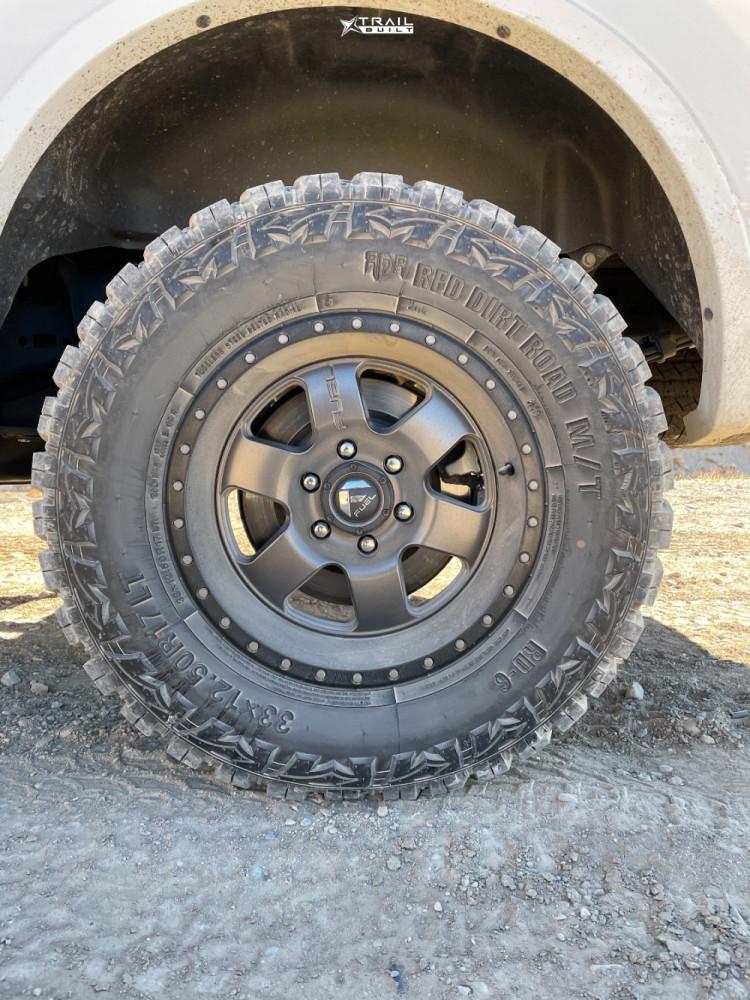12 2019 F 150 Ford Motofab Leveling Kit Fuel Podium Gunmetal