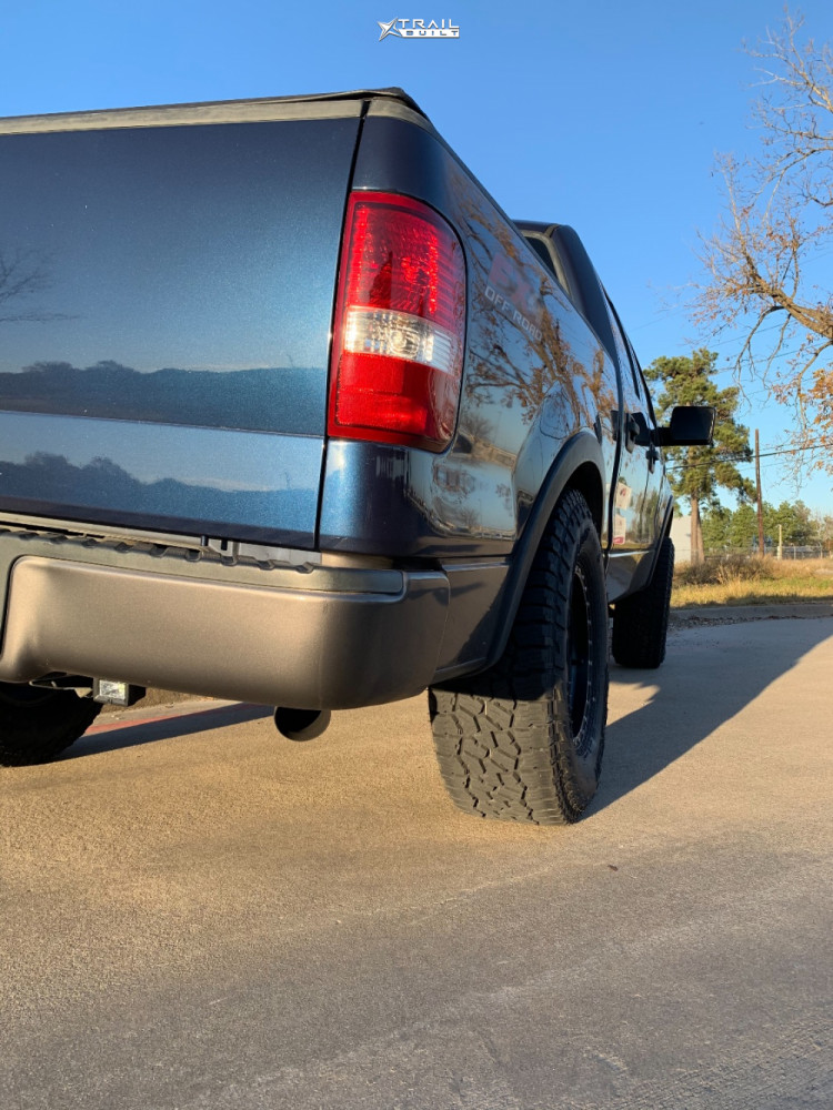 4 2004 F 150 Ford Bilstein Leveling Kit Method Mesh Black