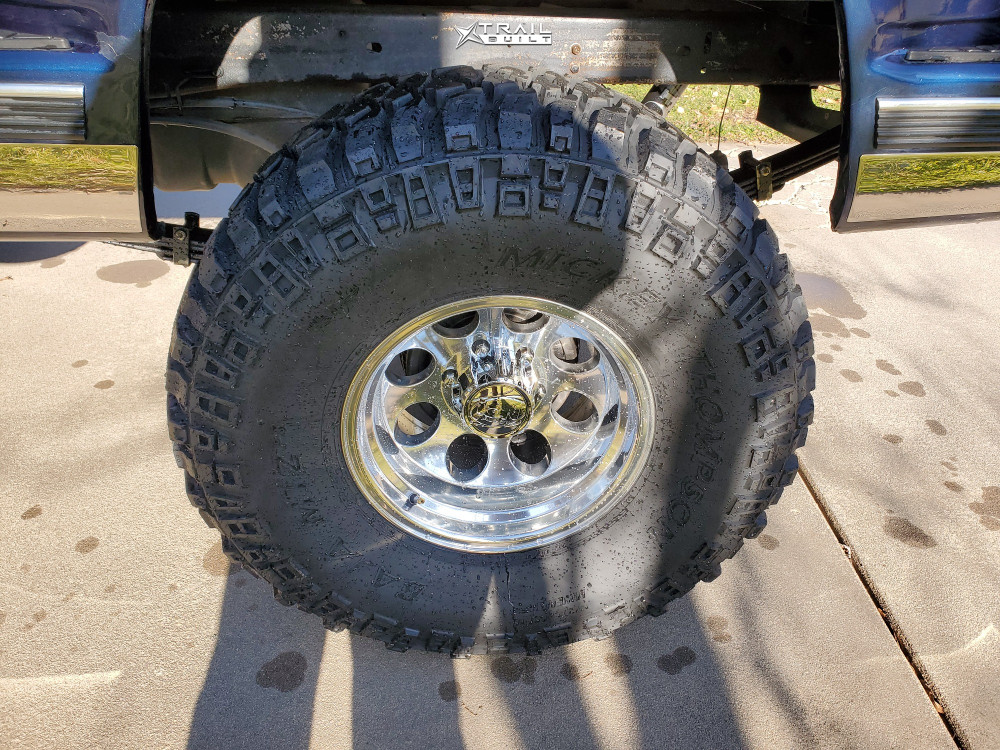 10 1998 K1500 Chevrolet Bds Suspension Lift 6in Alloy Ion 171 Polished