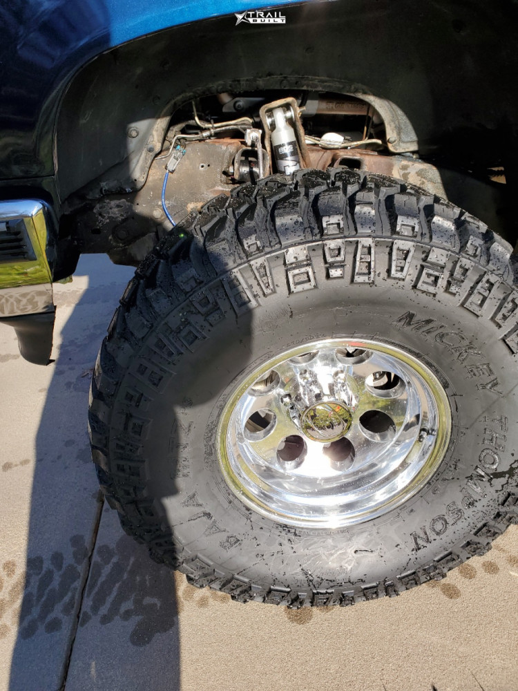 8 1998 K1500 Chevrolet Bds Suspension Lift 6in Alloy Ion 171 Polished