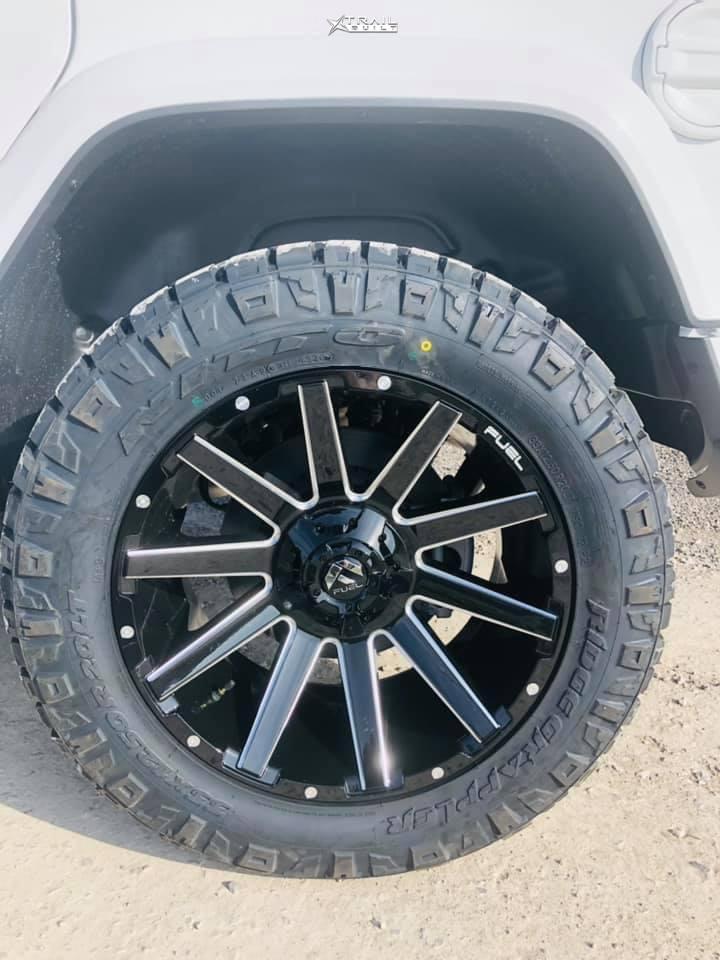 5 2021 Wrangler Jeep Unlimited Sahara Stock Air Suspension Fuel Contra Black