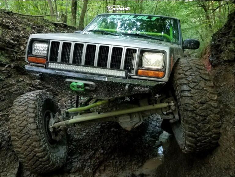 Jeep Build 2