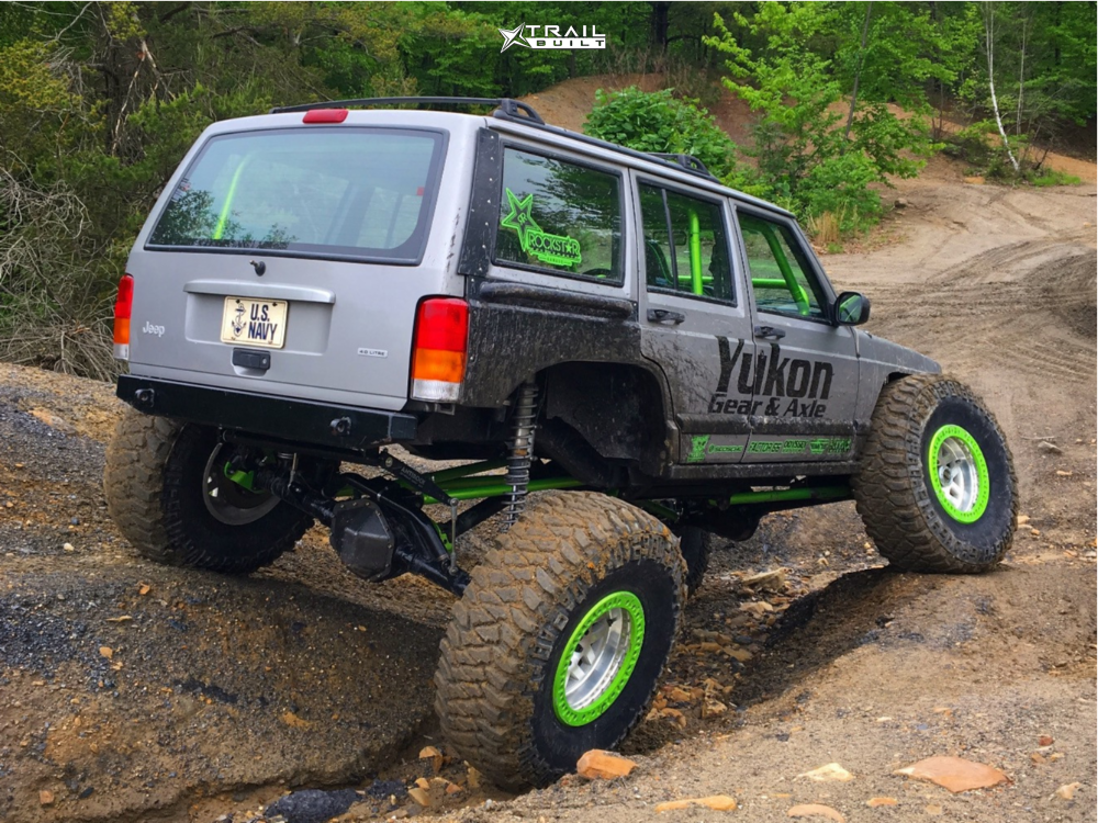 Articulation Jeep