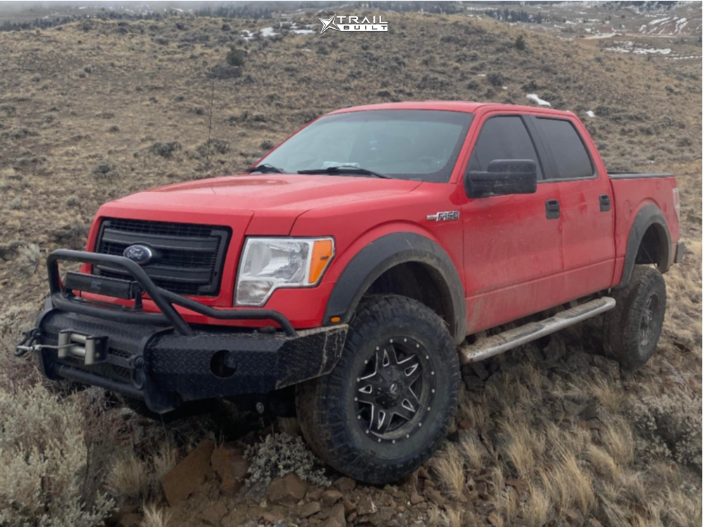 Ford F150 Offroad